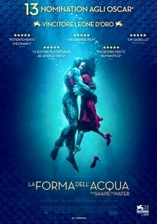 LA FORMA DELL' ACQUA - THE SHAPE OF WATER