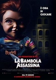 LA BAMBOLA ASSASSINA - V.M. 14